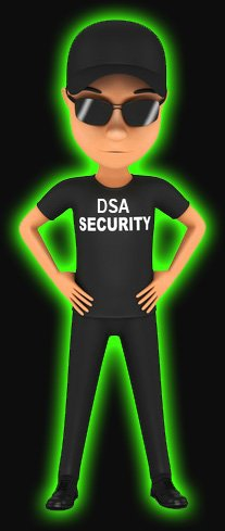 DSA Security Patrol